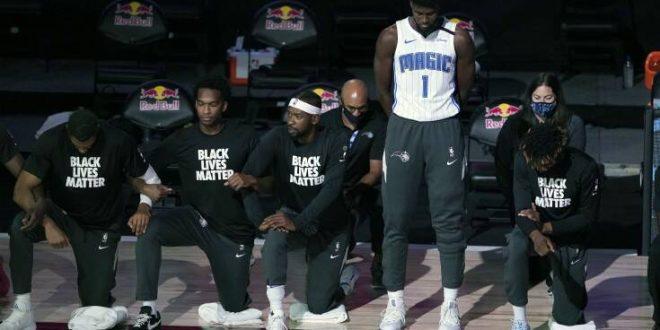 Τζόναθαν Άιζακ, ο πρώτος στο ΝΒΑ που δεν γονάτισε και δεν φόρεσε φανελάκι «Black Lives Matter»