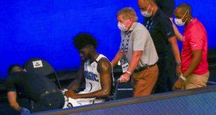 Ο πρώτος στο ΝΒΑ που δεν γονάτισε και δεν φόρεσε φανελάκι «Black Lives Matter» έπαθε ρήξη χιαστών