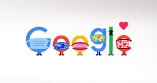 Το μήνυμα της Google για τον κορονοϊό: Φορέστε μάσκα - Σώστε ζωές