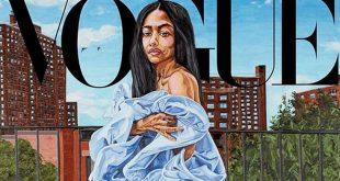 Vogue: Δύο Αφροαμερικανοί καλλιτέχνες, για το εξώφυλλο του τεύχους Σεπτεμβρίου