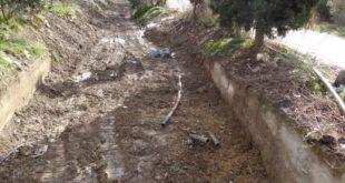 Αγώνας δρόμου ενόψει φθινοπώρου για να καθαριστούν τα ρέματα της Αττικής