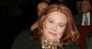 Στο νοσοκομείο από τη Δευτέρα η Μαίρη Χρονοπούλου