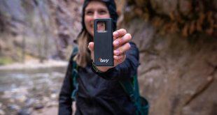 Η συσκευή που μετατρέπει κάθε κινητό σε… δορυφορικό τηλέφωνο