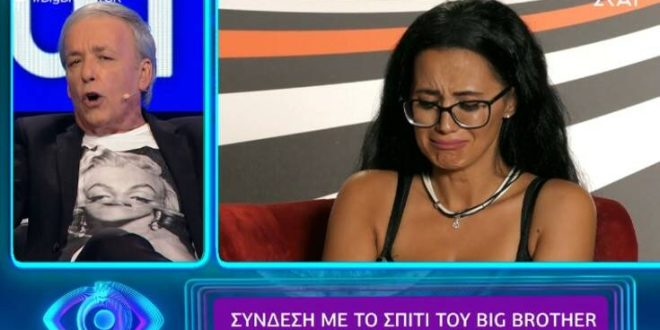 Big Brother: Άγριο ξέσπασμα Μικρούτσικου μετά την εξομολόγηση της Χριστίνας Ορφανίδου