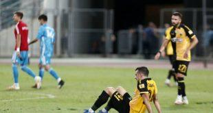Το αρνητικό ρεκόρ της ΑΕΚ: Τέσσερις σερί χαμένοι τελικοί κυπέλλου