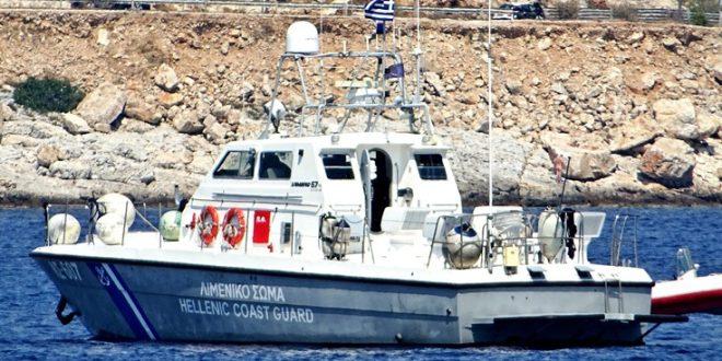 Ιστιοπλοϊκό βυθίστηκε στον Πόρο – Θαλαμηγός περισυνέλλεξε τους 2 επιβαίνοντες