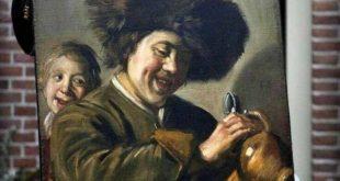 Έκλεψαν για τρίτη φορά έργο τέχνης του Φρανς Χαλ του 17ου αιώνα