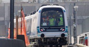 Δείτε το Μετρό της Θεσσαλονίκης να κινείται για πρώτη φορά
