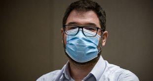 Hλιόπουλος: «Η κοινωνία δεν έχει ανάγκη αυτή την κυβέρνηση»