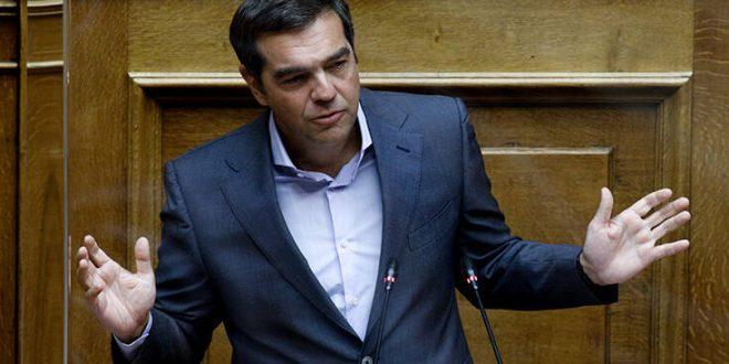 Αλέξης Τσίπρας: «Κύριε Μητσοτάκη είστε ο μεγαλύτερος πολιτικός απατεώνας που έχει περάσει από τη χώρα»