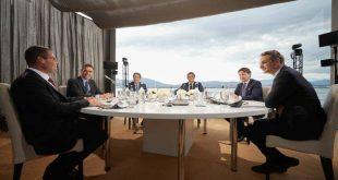 Συμμαχία του Νότου με γαλλική «σφραγίδα»- Μητσοτάκης: Η Τουρκία έχει χρόνο μέχρι τη Σύνοδο Κορυφής