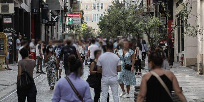 ΕΟΔΥ: 342 κρούσματα σήμερα στην Ελλάδα - Εννέα νέοι θάνατοι