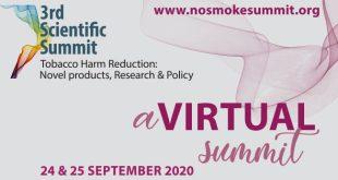 Ανακοινώνεται η ΙΔΡΥΤΙΚΗ ΔΙΑΚΗΡΥΞΗ της Διεθνούς Εταιρείας για τον Έλεγχο του Καπνίσματος και τη Μείωση της Βλάβης από το Κάπνισμα