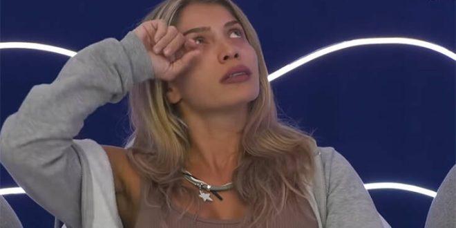 Big Brother: Πλάνταξε στο κλάμα η Σοφία Δανέζη