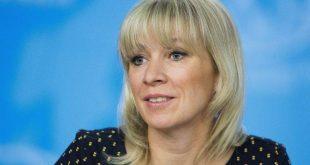 Η Μαρία Ζαχάροβα για τη θέση της Ρωσίας σχετικά με τα χωρικά ύδατα