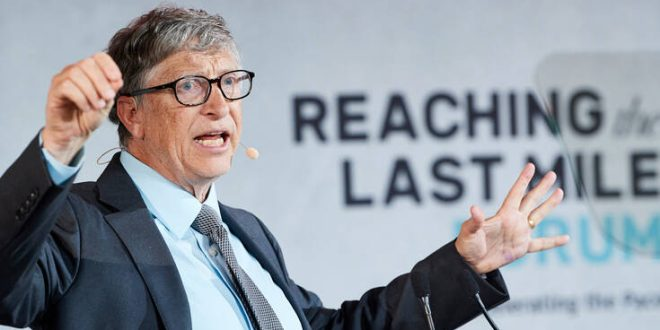 Μπιλ Γκέιτς για εμβόλια κορονοϊού: Μέσα στο 2021 θα έχουμε έξι, τα μισά θα «δουλέψουν»