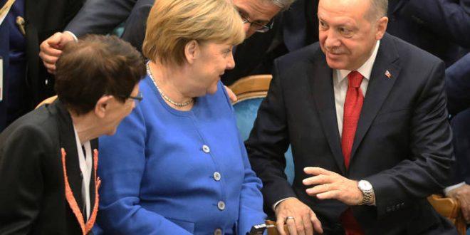 Νέα επικοινωνία Μέρκελ - Ερντογάν για την Ανατολική Μεσόγειο