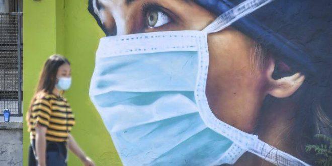 Αμερικανοί επιστήμονες: Η μάσκα λειτουργεί και σαν άτυπο εμβόλιο