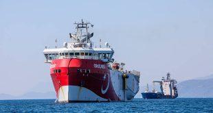 Τσαβούσογλου για Oruc Reis: Δεν τελείωσε η δραστηριότητά του στην ανατολική Μεσόγειο