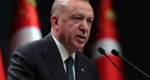 Ο Ερντογάν υπόσχεται πλήρη στήριξη στο Αζερμπαϊτζάν στον απόηχο των βίαιων συγκρούσεων στο Ναγκόρνο-Καραμπάχ