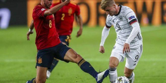 Nations League: Ισόπαλο 1-1 το Γερμανία - Ισπανία