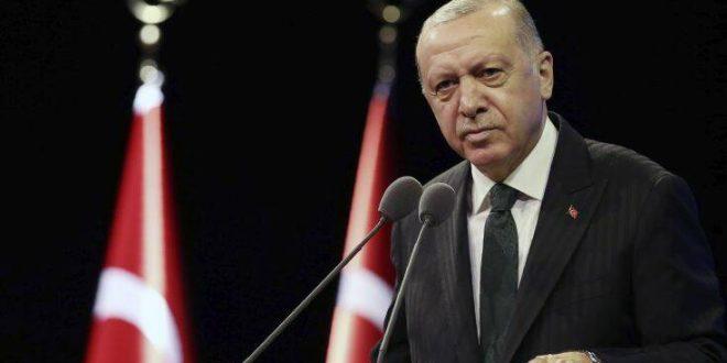 Ερντογάν: Σκοπεύουμε να δώσουμε χώρο και να λύσουμε τα προβλήματα με διάλογο