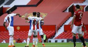 Premier League: Με το αριστερό ξεκίνησε η Μάντσεστερ Γιουνάιτεντ, ήττα 1-3 από την Κρίσταλ Πάλας