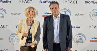 Η Designia Insurance Brokers  διακρίθηκε στα Impact BITE Awards 2020