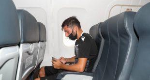 Απρόοπτο με την πτήση του ΠΑΟΚ για το Κράσνονταρ: Πρόβλημα στο αεροπλάνο πριν την απογείωση