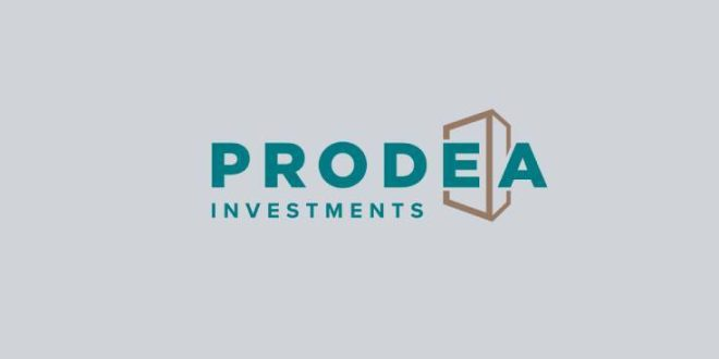 PRODEA INVESTMENTS: Κέρδη €16,5 εκατ. για το α' εξάμηνο 2020