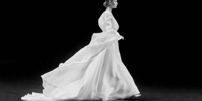 Ο οίκος νυφικών Demetrios μάγεψε με τις δημιουργίες στο bridal fashion week