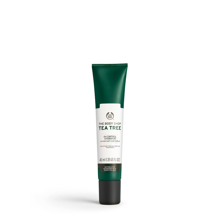 THE BODY SHOP TEA TREE CONTROL HYDRATOR
