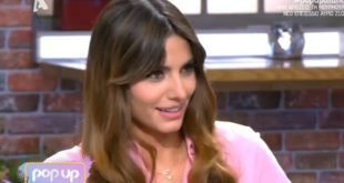 Pop Up: Η Ηλιάνα Παπαγεωργίου μίλησε για την στενή σχέση με τους γονείς της