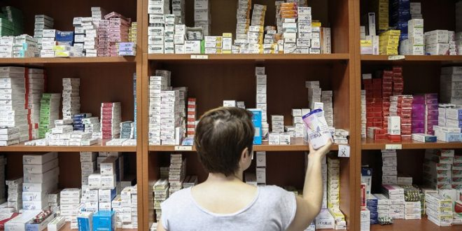 Πρωταγωνιστές τα ελληνικά φάρμακα στις εξαγωγές σκευασμάτων