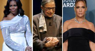 Ρουθ Μπέιντερ Γκίνσμπεργκ: Μισέλ Ομπάμα και Τζένιφερ Λόπεζ μοιράστηκαν τις αγαπημένες τους αναμνήσεις