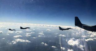 Εντυπωσιακές εικόνες από την άσκηση της Ελληνικής και της Βουλγαρικής Πολεμικής Αεροπορίας