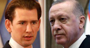 Κουρτς για Ερντογάν: «Αν δεν είμαστε αλληλέγγυοι με Ελλάδα, θα υπερβαίνει διαρκώς τα όρια»