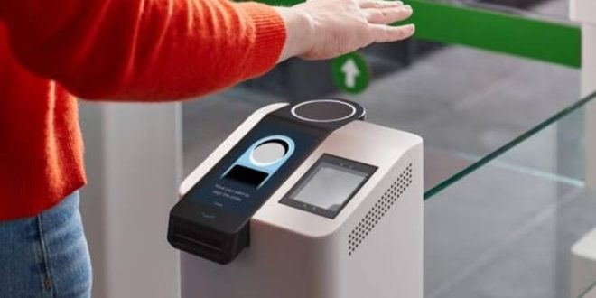 Amazon: Νέο σύστημα πληρωμών για ανέπαφες συναλλαγές μόνο με την... παλάμη