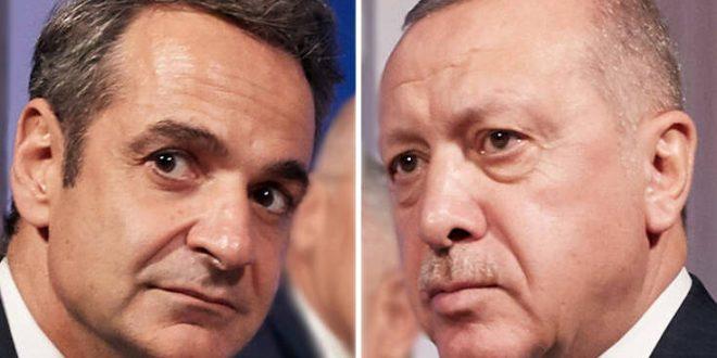 Τουρκικά παζάρια με γερμανικές «πλάτες» και οι όροι για τηλεδιάσκεψη Μητσοτάκη - Ερντογάν
