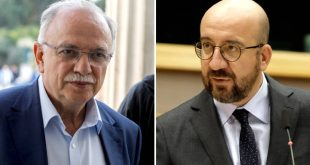 Αντιπαράθεση Παπαδημούλη-Μισέλ για την Τουρκία στο Ευρωκοινοβούλιο: «Σταματήστε να χαϊδεύετε τον Ερντογάν»