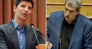 Ρουβάς για Πολάκη: Θα κρυφτεί πίσω από τη βουλευτική ασυλία προσβάλλοντας την κρητική λεβεντιά