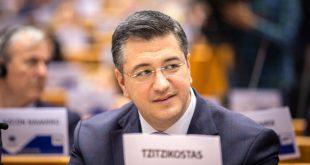 Συνάντηση Τζιτζικώστα - Μέρκελ: Αναγκαία η επιβολή κυρώσεων στην Τουρκία