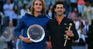Αποθεώνει Τσιτσιπά ο Τζόκοβιτς - «Ολοκληρωμένος παίκτης, παίζει το τένις της ζωής του»