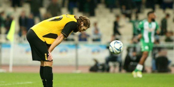 Πρόβλημα με Τσιγκρίνσκι στην ΑΕΚ ενόψει Λέστερ