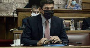 Αυγενάκης: Τρέχουμε μαραθώνιο με... σπριντ για να αναβαθμίσουμε τις Ολυμπιακές Εγκαταστάσεις