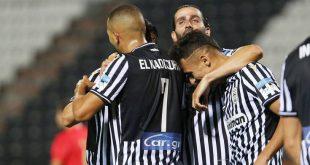 ΠΑΟΚ: Κρίνεται η συμμετοχή των Κρέσπο και Ελ Καντουρί για το ματς με τη Γρανάδα