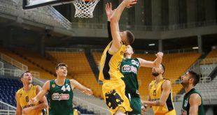 Basketball Champions League: Πρώτη «μάχη» για την ΑΕΚ, με φόντο την κούπα