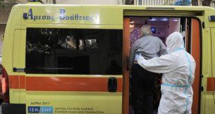 Ανησυχία για τις εστίες διασποράς σε γηροκομεία και νοσοκομεία