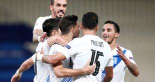 Εθνική Ελλάδας: Με το Κόσοβο για το επόμενο βήμα προς την πρωτιά στο Nations League