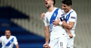 Εύκολη νίκη για την Ελλάδα, 2-0 τη Μολδαβία στο ΟΑΚΑ